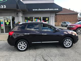 Used 2011 Nissan Rogue SL for sale in Mississauga, ON