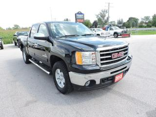 Used 2013 GMC Sierra 1500 SLE Crew 5.3L Seats 6 Only 150 km for sale in Gorrie, ON