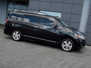 2011 Nissan Quest LE|NAVI|DVD|REARCAM|PANOROOF|LEATHER|ALLOYS