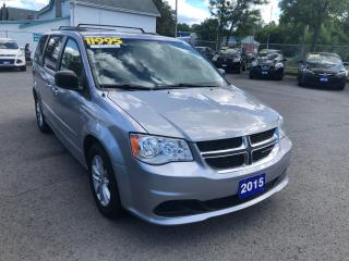 Used 2015 Dodge Grand Caravan SXT for sale in St Catharines, ON