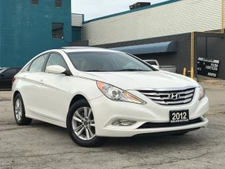 Used 2012 Hyundai Sonata GLS|Sunroof|Bluetooth|Accident free for sale in Burlington, ON