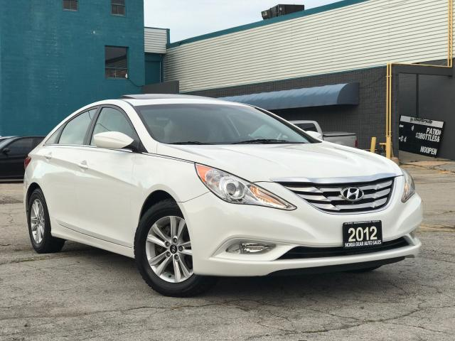 2012 Hyundai Sonata GLS|Sunroof|Bluetooth|Accident free