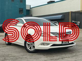Used 2012 Hyundai Sonata GLS|Sunroof|Bluetooth|Accident free for sale in Burlington, ON