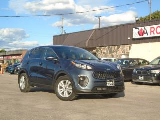 Used 2018 Kia Sportage LX ALLOY B-CAMERA B-TOOTH SAFETY PW PL PM A/C for sale in Oakville, ON