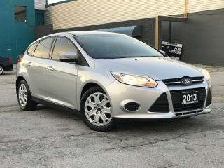 Used 2013 Ford Focus SE|Accident free|Bluetooth|Alloy wheels|Certified for sale in Burlington, ON