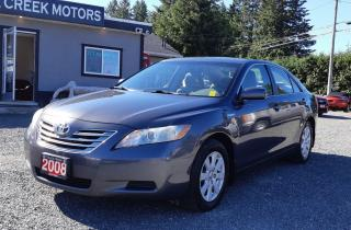 Used 2008 Toyota Camry Hybrid for sale in Black Creek, BC