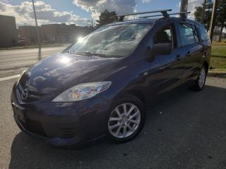 Used 2008 Mazda MAZDA5 GS for sale in Brampton, ON