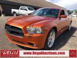 Photo of Orange 2011 Dodge Charger
