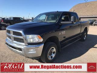 Used 2016 RAM 3500 SLT 4D Crew CAB SWB 4WD 6.7L for sale in Calgary, AB
