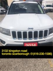 Used 2014 Jeep Compass Sport for sale in Scarborough, ON