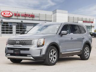 New 2021 Kia Telluride EX for sale in Winnipeg, MB