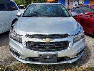 Used 2016 Chevrolet Cruze for sale in London, ON