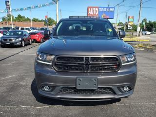 Used 2017 Dodge Durango for sale in London, ON