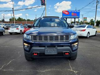 Used 2018 Jeep Compass for sale in London, ON