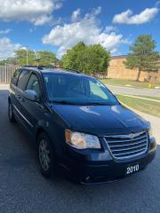 Used 2010 Chrysler Town & Country TOURING for sale in Cambridge, ON
