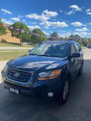 Used 2010 Hyundai Santa Fe LIMITED for sale in Cambridge, ON