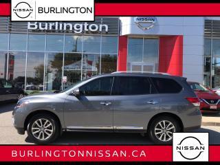 Used 2016 Nissan Pathfinder SL for sale in Burlington, ON