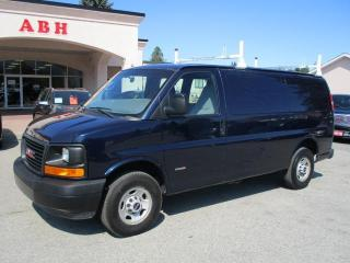 Used 2008 GMC Savana G2500 CARGO DURAMAX for sale in Grand Forks, BC