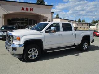 Used 2018 GMC Savana 3500 HD DURAMAX SLT CREW CAB 4WD for sale in Grand Forks, BC