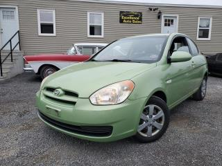 Used 2009 Hyundai Accent SE 3-Door for sale in Stittsville, ON