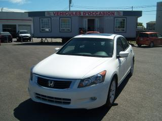 Used 2009 Honda Accord EX-L V6 for sale in St-Jean-Sur-Le-Richelieu, QC