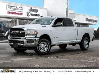 New 2020 RAM 2500 BIG HORN | PROTECTION GRP | HEMI for sale in Simcoe, ON
