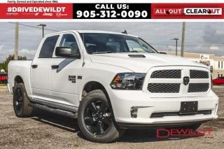 New 2020 RAM 1500 Classic EXPRESS   SUB ZERO   SPORT HOOD   SPRAY IN LINER   for sale in Hamilton, ON