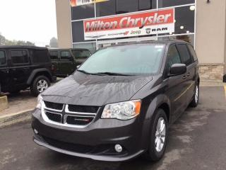 New 2020 Dodge Grand Caravan PREMIUM PLUS / DVD / NAV / TOW PKG for sale in Milton, ON