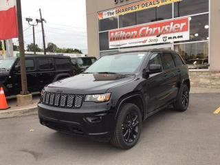 New 2020 Jeep Grand Cherokee ALTITUDE/SUNROOF/HEATED SEATS AND STEERING WHEEL for sale in Milton, ON