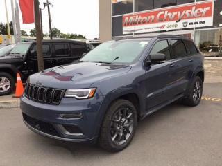 New 2020 Jeep Grand Cherokee LIMITED X/TRAILER TOW PKG/ALPINE SYST/PROTECH GRP for sale in Milton, ON