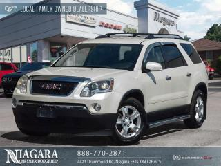 Used 2012 GMC Acadia SLE for sale in Niagara Falls, ON