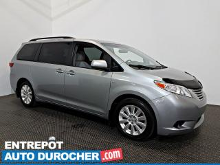 Used 2016 Toyota Sienna LE AWD AIR CLIMATISÉ- Caméra de Recul  7 Passagers for sale in Laval, QC