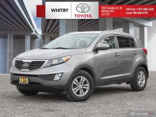 Used 2012 Kia Sportage LX for sale in Whitby, ON