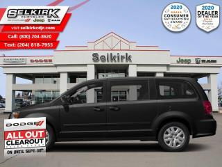 New 2020 Dodge Grand Caravan GT - Navigation - Leather Seats for sale in Selkirk, MB
