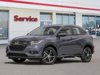 New 2020 Honda HR-V Sport 4WD for sale in Brandon, MB