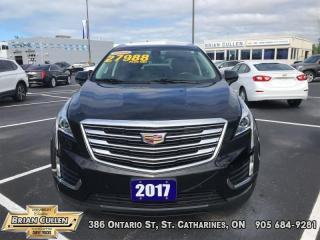 Used 2017 Cadillac XT5 Luxury for sale in St Catharines, ON