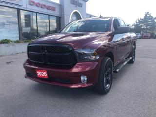 New 2020 RAM 1500 Classic Express Crew 4x4 V8 Night Package for sale in Hamilton, ON