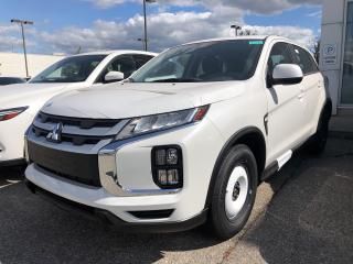 New 2020 Mitsubishi RVR FWD ES - CVT Heated Front Seats | Bluetooth | Back for sale in Mississauga, ON