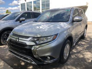 New 2020 Mitsubishi Outlander ES S-AWC Heated Front Seats | Bluetooth | Backup C for sale in Mississauga, ON