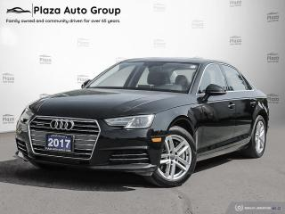 Used 2017 Audi A4 2.0T Komfort | S-LINE | LIFETIME ENGINE WARRANTY for sale in Walkerton, ON