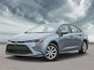 New 2021 Toyota Corolla LE CVT for sale in North Bay, ON