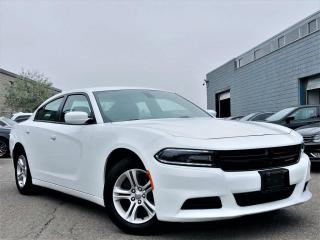 Used 2019 Dodge Charger SXT PARKING SENSORS REAR VIEW CAM ALLOYS & MUCH MORE!! for sale in Brampton, ON
