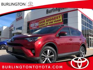 Used 2018 Toyota RAV4 XLE for sale in Burlington, ON
