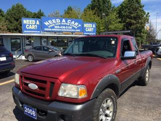 Used 2008 Ford Ranger FX4/Off-Road for sale in Oshwa, ON