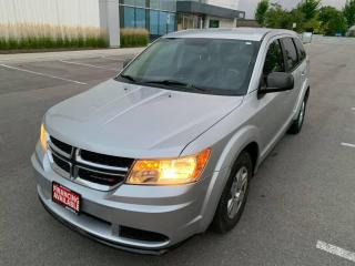 Used 2012 Dodge Journey Fwd 4dr for sale in Mississauga, ON