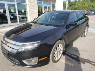 Used 2011 Ford Fusion SEL 2.5L I4 for sale in Trenton, ON