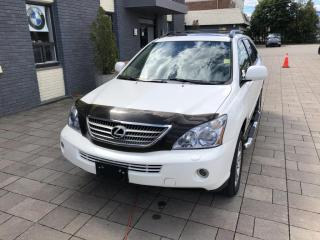 Used 2008 Lexus RX 400h 4WD 4dr Hybrid for sale in Nobleton, ON