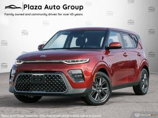 New 2021 Kia Soul EX+ for sale in Richmond Hill, ON