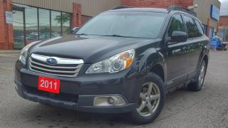 Used 2011 Subaru Outback 4dr Wgn H4 Auto 2.5i Limited Pwr Moon/Nav for sale in Scarborough, ON
