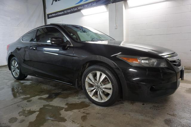 2011 Honda Accord EX-L COUPE 5SPD CERTIFIED 2YR WARRANTY SUNROOF BLUETOOTH LEATHER ALLOYS